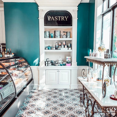 Enjoy Coffee, Pastries and Breakfast Sandwiches at La Patisserie