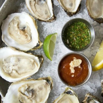 Charleston's Acclaimed Food Scene