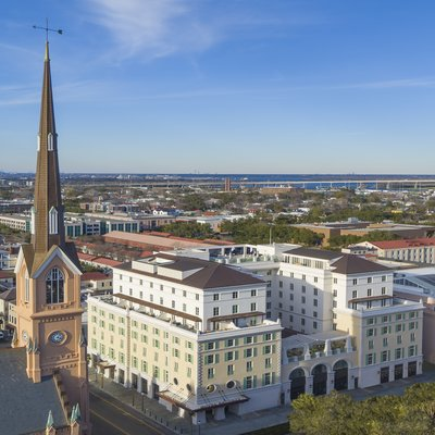 Complimentary Fourth Night </br> in Charleston
